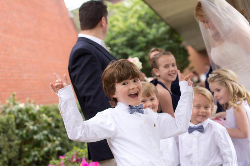 Lakewood United Methodist Church Romantic Wedding
