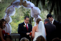 North Florida Riverside Wedding