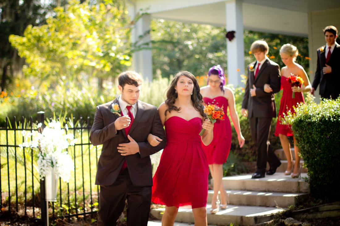 North Florida Riverside Wedding